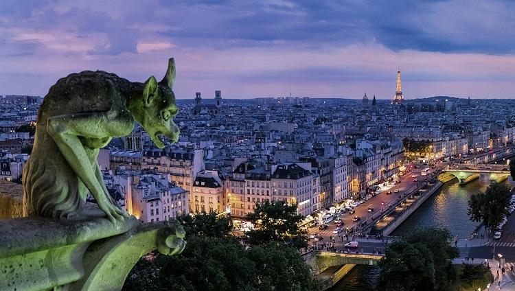 Halloween a Parigi a 139€ Volo+Soggiorno » Viaggiafree