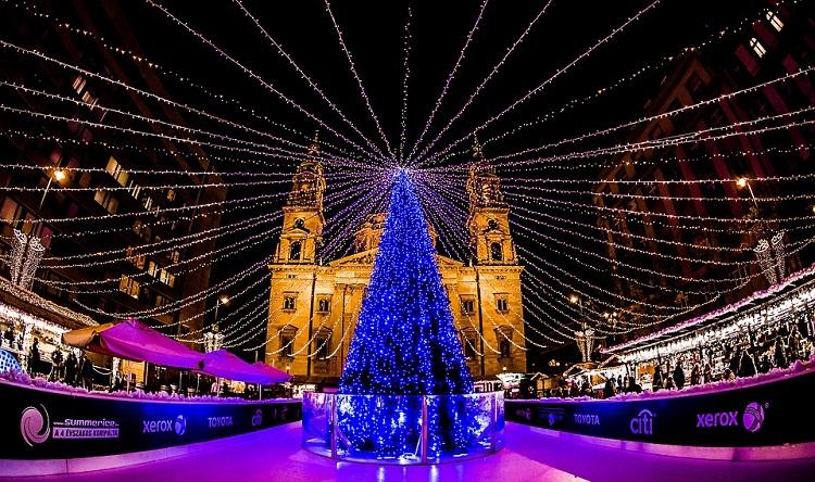 Natale a budapest 2019 a 125 volo soggiorno viaggiafree for Soggiorno budapest