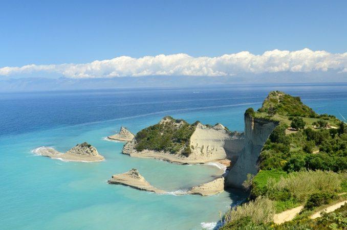 Corfù a Luglio: 8 giorni a 160€ Volo+Soggiorno » Viaggiafree