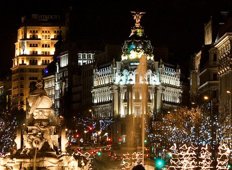 Natale a Madrid 2017 a 146€ Volo+Soggiorno » Viaggiafree