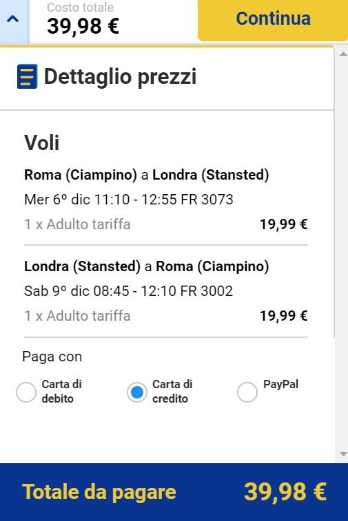 Immacolata a Londra a 97€ Volo+Soggiorno » Viaggiafree