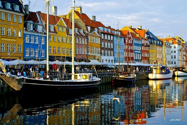 Copenaghen a maggio: 2 giorni a 124€ Volo+Soggiorno
