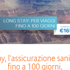 Assicurazione Allianz Assistance Travel Long Stay da 165€