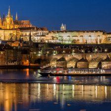 Crociera a Praga con cena inclusa da 39€