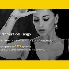 Costa Crociere: Crociera del tango da 729€