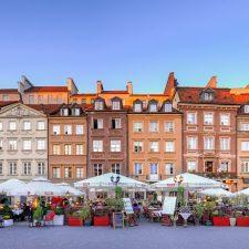 Weekend a Varsavia a 60€ Volo+Soggiorno