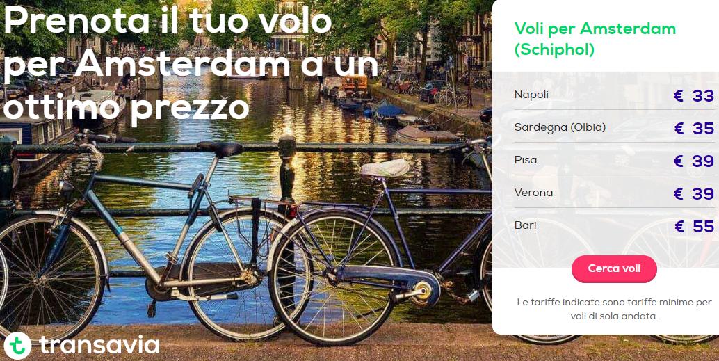 Viaggi Amsterdam low cost 2019: Le migliori offerte ...
